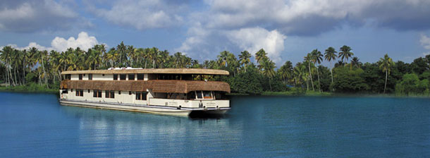 The Oberoi Motor Vessel Vrinda-Backwater Cruiser Kerala India
